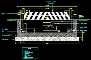 Outside Security System (Road Blocker) | Software
