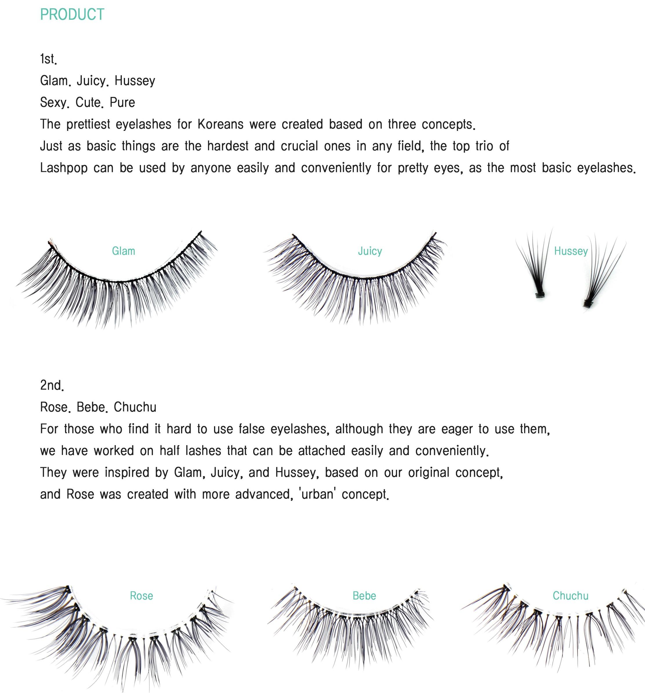3c436faf2d6 Lashpop Eyelash - 2nd | skinmell